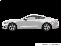2017 Ford Mustang V6   Photo 1   White Platinum