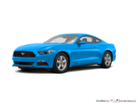 2017 Ford Mustang V6   Photo 3   Grabber Blue