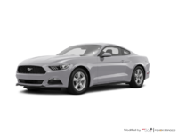 2017 Ford Mustang V6   Photo 3   Ingot Silver