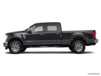 2017 Ford Super Duty F-350 LARIAT | Photo 1 | Shadow Black/Magnetic