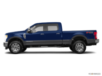 2017 Ford Super Duty F-350 LARIAT | Photo 1 | Blue Jeans Metallic/Magnetic