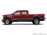 2017 Ford Super Duty F-350 LARIAT | Photo 1 | Ruby Red/Magnetic