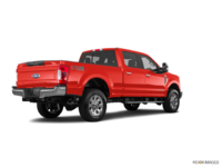 2017 Ford Super Duty F-350 LARIAT | Photo 2 | Race Red