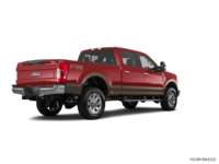 2017 Ford Super Duty F-350 LARIAT | Photo 2 | Ruby Red/Caribou
