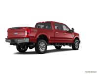 2017 Ford Super Duty F-350 LARIAT | Photo 2 | Ruby Red