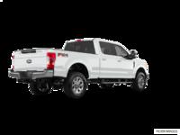 2017 Ford Super Duty F-350 LARIAT | Photo 2 | White Platinum Metallic