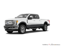 2017 Ford Super Duty F-350 LARIAT | Photo 3 | Oxford White/Magnetic