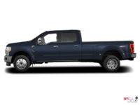 2017 Ford Super Duty F-450 KING RANCH | Photo 1 | Blue Jeans Metallic