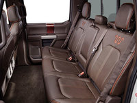 2017 Ford Super Duty F-450 KING RANCH | Photo 2 | Java Mesa Antique Leather