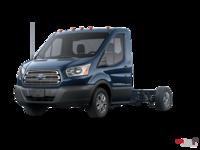 2017 Ford Transit CC-CA CUTAWAY | Photo 3 | Blue Jeans Metallic