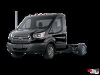 2017 Ford Transit CC-CA CUTAWAY | Photo 3 | Shadow Black