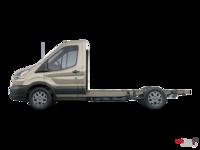 2017 Ford Transit CC-CA CUTAWAY | Photo 1 | White Gold Metallic