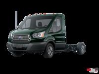 2017 Ford Transit CC-CA CUTAWAY | Photo 3 | Green Gem Metallic
