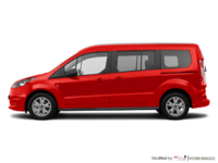 2017 Ford Transit Connect XLT WAGON | Photo 1 | Race Red