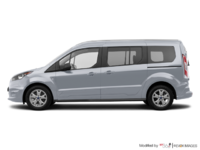 2017 Ford Transit Connect XLT WAGON | Photo 1 | Silver