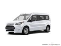 2017 Ford Transit Connect XLT WAGON | Photo 3 | Frozen White
