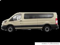 2017 Ford Transit WAGON XL | Photo 1 | White Gold Metallic
