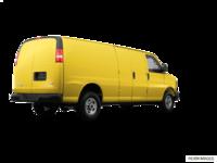 2017 GMC Savana 3500 CARGO | Photo 2 | Wheatland Yellow