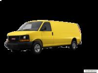 2017 GMC Savana 3500 CARGO | Photo 3 | Wheatland Yellow