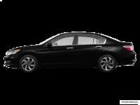 2017 Honda Accord Sedan EX-L V6 | Photo 1 | Crystal Black Pearl