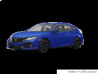 2017 Honda Civic hatchback SPORT   Photo 3   Aegean Blue Metallic