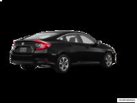 2017 Honda Civic Sedan DX | Photo 2 | Crystal Black Pearl