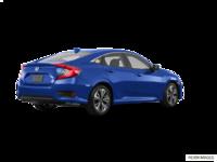 2017 Honda Civic Sedan EX-T | Photo 2 | Aegean Blue Metallic