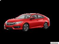 2017 Honda Civic Sedan EX-T | Photo 3 | Rallye Red