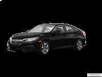 2017 Honda Civic Sedan LX-HONDA SENSING | Photo 3 | Crystal Black Pearl