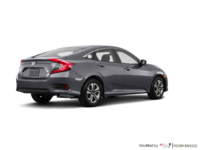 2017 Honda Civic Sedan LX | Photo 2 | Modern Steel Metallic