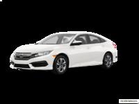 2017 Honda Civic Sedan LX | Photo 3 | Taffeta White