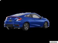 2017 Honda Civic Coupe LX-HONDA SENSING | Photo 2 | Aegean Blue Metallic