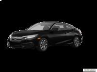 2017 Honda Civic Coupe LX-HONDA SENSING | Photo 3 | Crystal Black Pearl