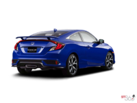 2017 Honda Civic Coupe SI | Photo 2 | Aegean Blue Metallic