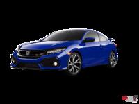 2017 Honda Civic Coupe SI | Photo 3 | Aegean Blue Metallic