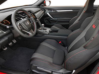 2017 Honda Civic Coupe SI | Photo 1 | Black Fabric