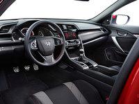 2017 Honda Civic Coupe SI | Photo 3 | Black Fabric