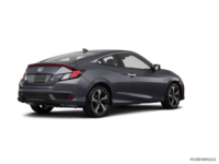 2017 Honda Civic Coupe TOURING | Photo 2 | Modern Steel Metallic
