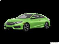 2017 Honda Civic Coupe TOURING | Photo 3 | Energy Green Pearl