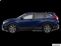 2017 Honda CR-V EX | Photo 1 | Obsidian Blue Pearl