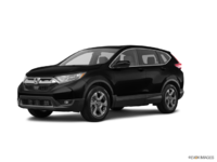 2017 Honda CR-V EX | Photo 3 | Crystal Black Pearl