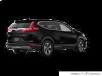 2017 Honda CR-V LX   Photo 2   Crystal Black Pearl