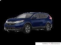 2017 Honda CR-V LX   Photo 3   Obsidian Blue Pearl