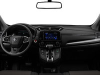 2017 Honda CR-V LX   Photo 3   Black Fabric