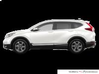 2017 Honda CR-V TOURING | Photo 1 | White Diamond Pearl