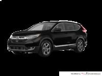2017 Honda CR-V TOURING | Photo 3 | Crystal Black Pearl