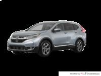 2017 Honda CR-V TOURING | Photo 3 | Lunar Silver Metallic