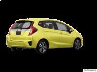 2017 Honda Fit EX-L NAVI   Photo 2   Mystic Yellow Pearl