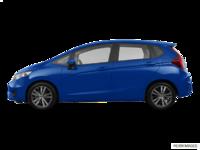 2017 Honda Fit SE | Photo 1 | Aegean Blue Metallic