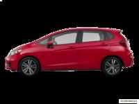 2017 Honda Fit SE | Photo 1 | Milano red